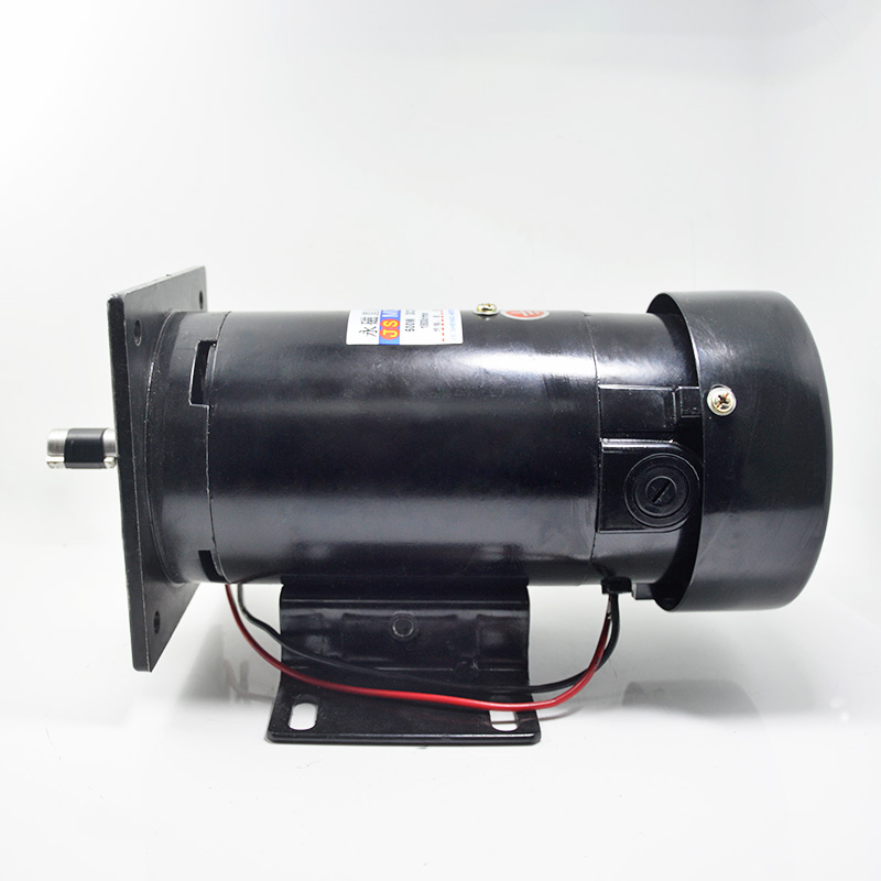 JS-ZYT22 speed permanent magnet DC motor 1 speed motor power 220V / 1800 rpm / 500W Power Tool Accessories js zyt 19 permanent magnet dc motor speed 1800 rpm high speed miniature single phase dc motor dc220v 200w