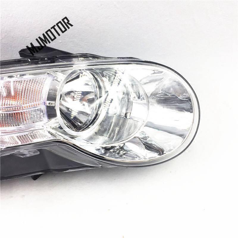 Phare avant lampe assy. Nivellement automatique pour les pièces de moteur de voiture automatique SAIC ROEWE 550 2012 MG 10010876 - 2