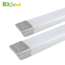 LED clean lamp tube 0.6m 26W AC 110V 220V 85-265V SMD2835 LED lamp purification lamp indoor home Dustproof antifog bar Light LED