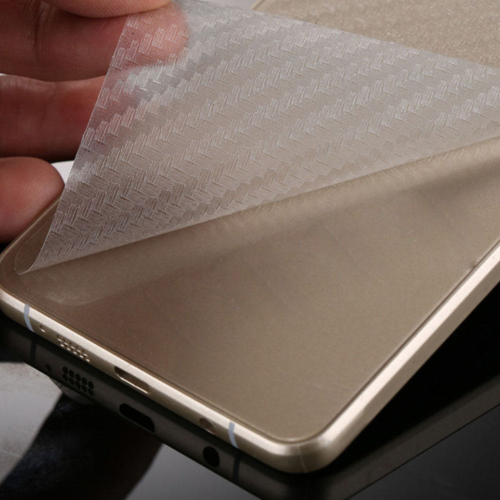 5pcs Sticker For Huawei Mate 20 Lite Pro Back Film Mate10 P20 P10 Lite Pro Nova 3 3i 4 Protector Anti-fingerprint Carbon Sticker