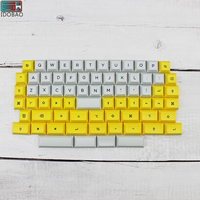 IDOBAO 40 Dye Subbed Dsa Keycaps For Cherry Mx Mechanical Gaming Tablet Keyboard PBT Keycap Teclado Clavier Gamer Rii MIni I25