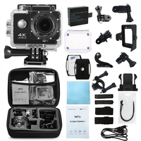 VeFly Sports & Action Video Cameras cam battery dvr car camcorder bicycle lcd actions camera sport camera action wifi
