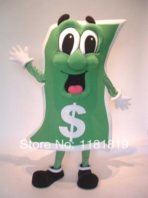 MASCOT Billy Buck wang tunai mascot kostum adat kostum tema pakaian - Kostum karnival