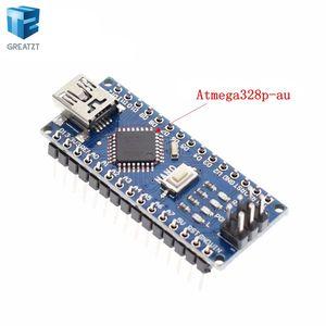 Image 3 - Nano 1 Uds. Mini USB con el controlador de arranque Nano 3,0 compatible con arduino CH340, USB driver 16Mhz NANO V3.0 Atmega328