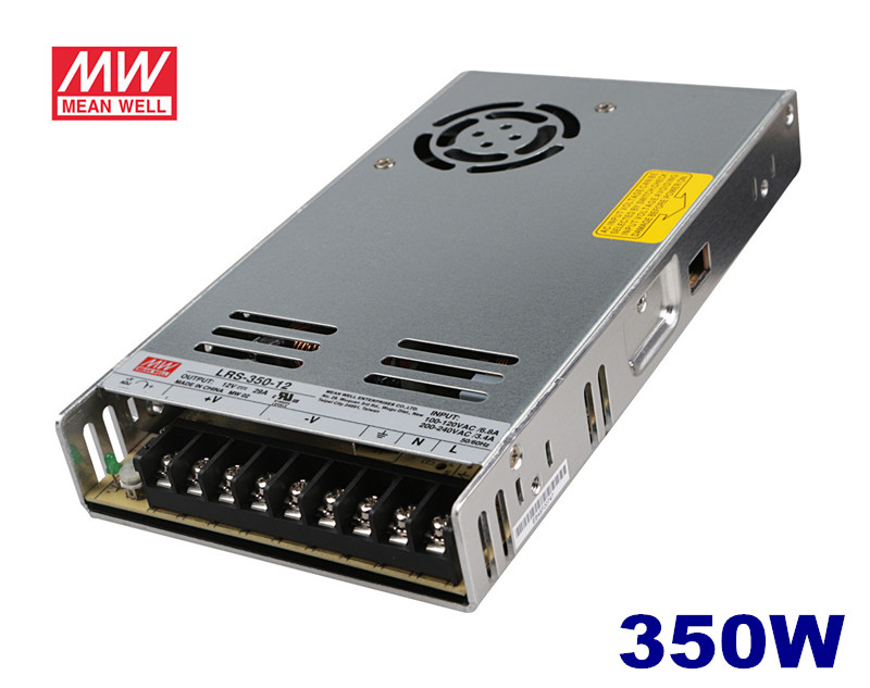 MEANWELL 300w 350w switching power supply transformer LRS-350 12v 24v 48v high quality power supply laser cutting marking engraving machine diy parts meanwell mw nes 350 24 350w 24v power supply switching switch power supply