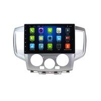 Бесплатная доставка Elanmey android 8,1 автомобилей мультимедиа для Nissan NV200 полный сенсорный gps навигации ленты стерео рекордер, радио плеер