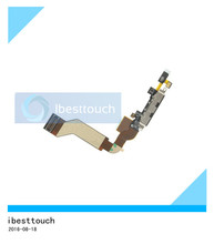 Charging Dock Port Connector USB Flex Cable Spare Part For iPhone 4S