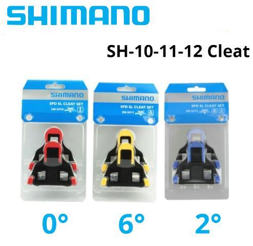 Shimano SPD SL Road Pedals Cleats bicycle Pedals plate road bike clip SPD SL SH10 SH11