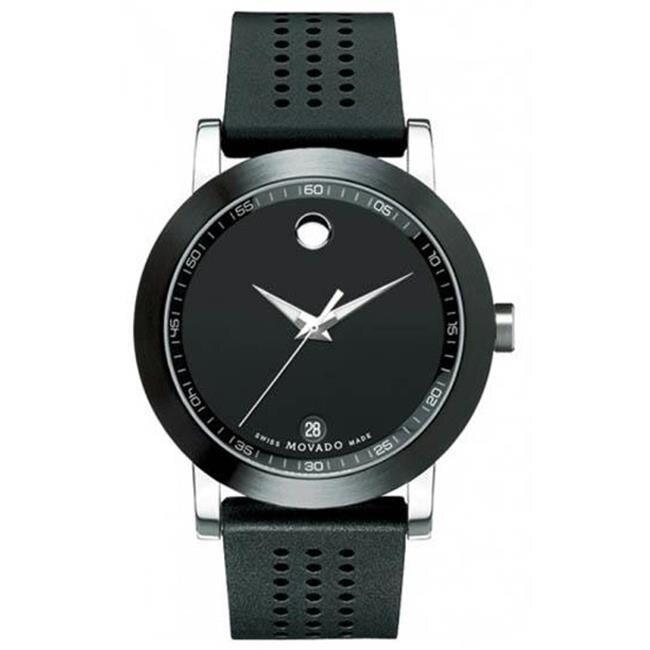 Movado 0606507 Mens Stainless Steel Case Black Dial Black Rubber Strap Sapphire Crystal 500pcs 0805 15k 15k ohm 5