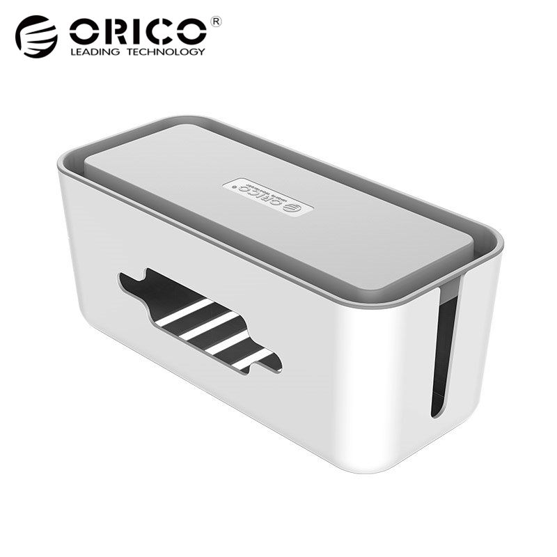 ORICO CMB18 ABS electrical socket Storage Box power Cable Manager case ...