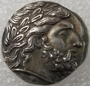 Greek coin copy commemorative coin foreign coin antique in Non currency Coins from Home Garden