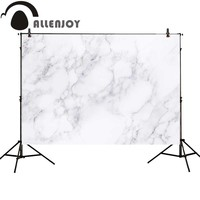Allenjoy Photography Backdrop Modern White Marble Fashion New Professional Background Photocall Customize Photo Studio
