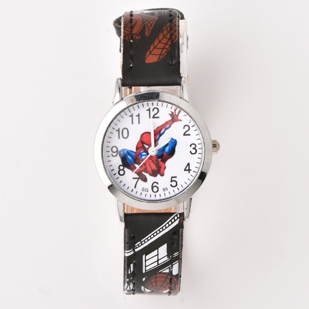 Children Watch Round Dial Kids Watches Boys Watches Hodinky Kids Clock Girl Quartz Wristwatch Montre Enfant Cristmas Gifts