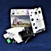 Dog Pet Parar Barking Dog Controle Anti No Bark Dispositivo Silenciador Hanger UE Plug Ultrasonic Bark Stop Dispositivo