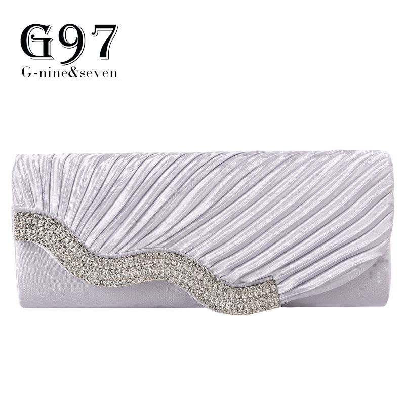 Compare Prices on Silver Clutch Bag Sale- Online Shopping/Buy Low ...