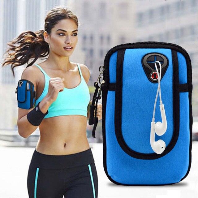 LANCASE Mobile Phone Cases Bag For Xiaomi Redmi 4X Case Arm Pouch Belt For Xiaomi Mi A1 Mi 5X Case For Redmi 5 Pro Note 4X 5A 4
