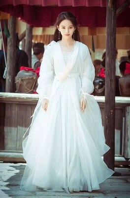 2020 chinese dress women's national costume hanfu chinese clothing costume female national costume chinese hanfu vestidos