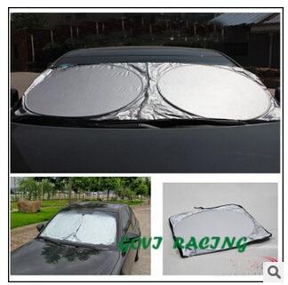 6 հատ / սահմանել մեքենայի պատուհանի - Ավտոմեքենայի արտաքին պարագաներ - Լուսանկար 2