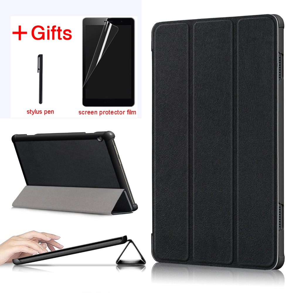 Case for lenovo tab M10 Tablet for M10 TB X605F TB X605L TB X505F Cover Case+gift-in Tablets & e-Books Case from Computer & Office
