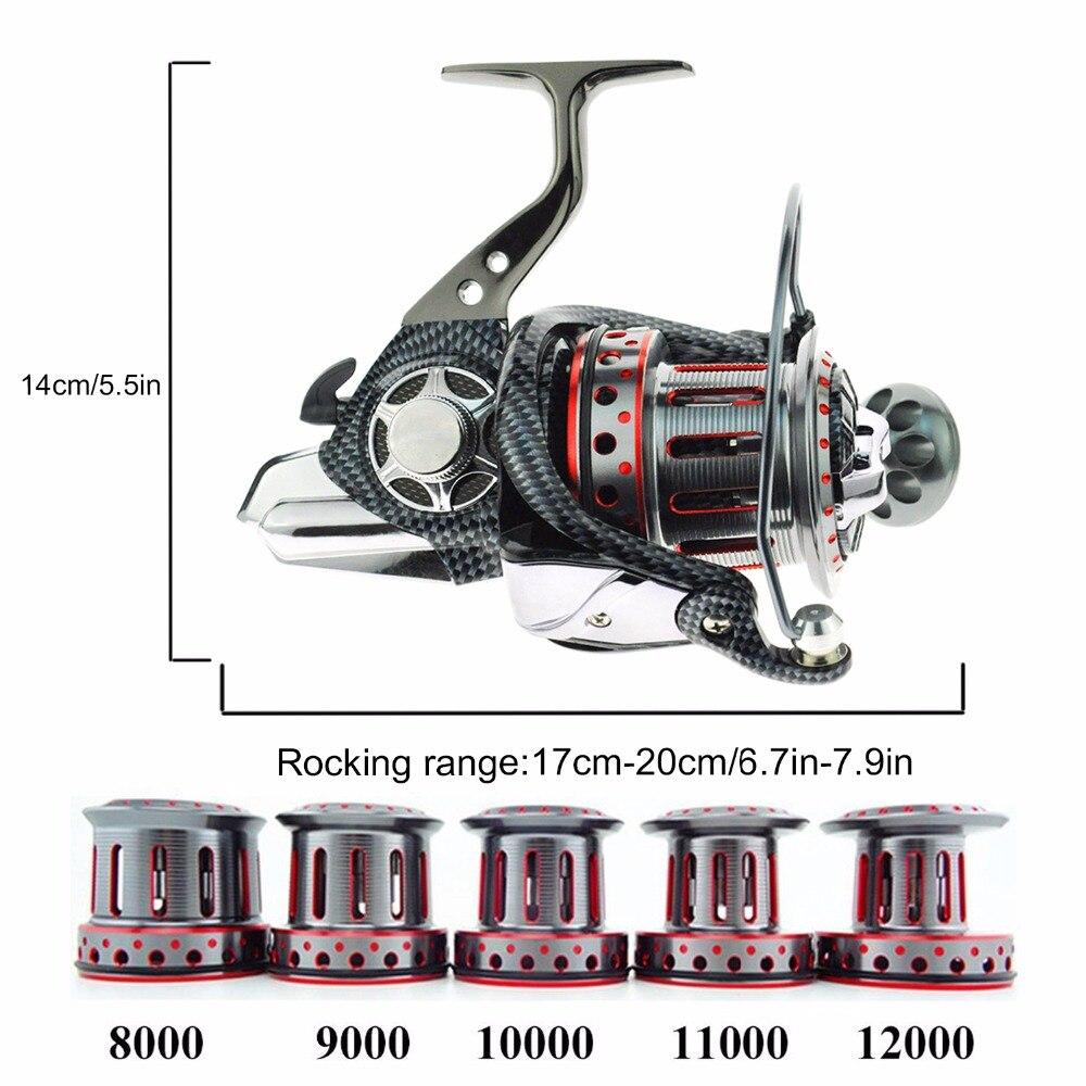Carretel de Pesca de Arremesso Shimano Baixo Aumento 7.2: 1