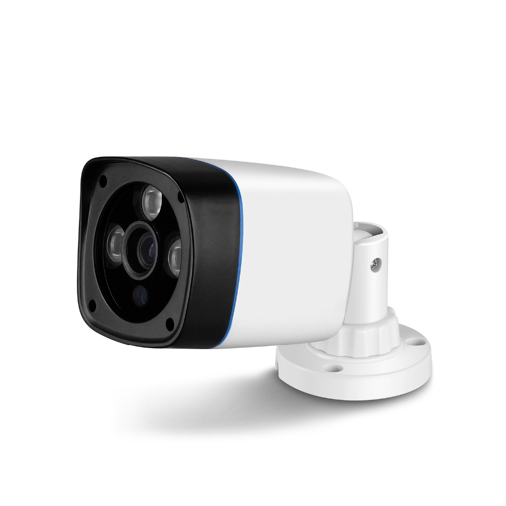 XMEye ONVIF P2P HD 720P 1.0MP IP Camera Outdoor Bullet Security Surveillance CCTV XM510 Processor DSP + 1/4'' H42 Sensor 720p hd ip camera poe onvif 3 6mm lens ir cctv security surveillance camera 1 0mp network dome cameras xmeye app xmeye view