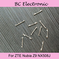 Side Button Volume Key Replacement Spare parts For ZTE Nubia Z9 NX508J Free shipping;5PCS/LOT