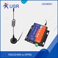 USR-GPRS232-730  GPRS DTU RS232/RS485 to GSM Server GSM850/900 DCS1800/1900 Supported
