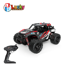цена High Speed Climbing Remote Control Car 1:18 Scale 4wd 4x4 rc Monster Drift Truck Toys carro de controle remoto онлайн в 2017 году