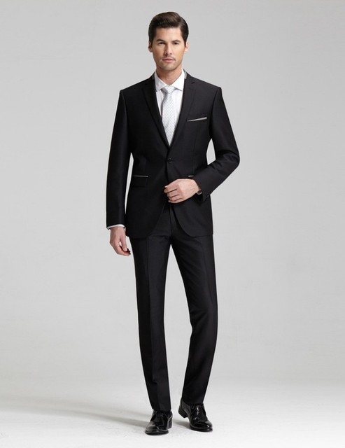 Aliexpress.com : Buy Handsome Man 2015 Hot Sale Tuxedos ...