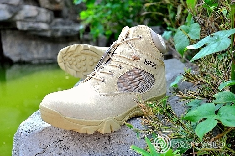 Men Military Boots special forces tactical desert combat boots outdoor hiking shoes army boots special tactical boots