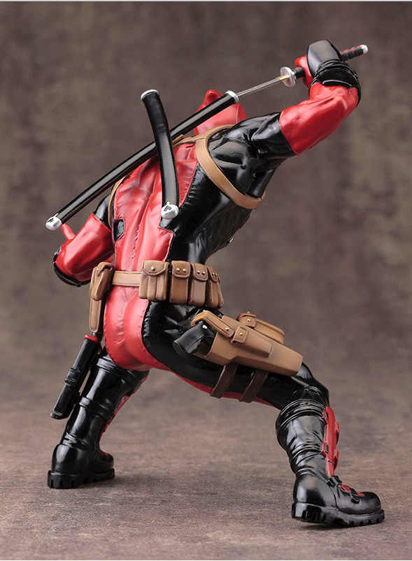 Двигающиеся фигурки супер героев, 2 экшн-фигура Сидящая X-Для мужчин фигурки Дэдпул ПВХ X-Для мужчин фигурку Украшение куклы фигурка игрушки