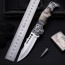 2018 New Free Shipping Fixed Tactical Outdoor Folding Knife High Quality Survival Camping Pocket Hunting Knives EDC Tools