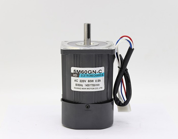 Send governor + stand /60W AC speed control motor 220V miniature optical axis motor 1400 <font><b>rpm</b></font> 2800 <font><b>rpm</b></font> high speed pony image