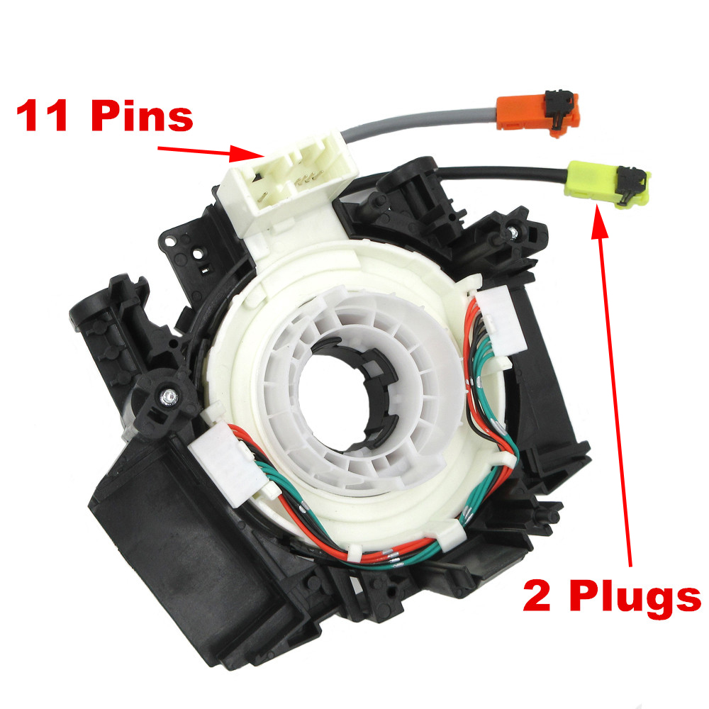 Combination Switch Coil 25560-JD003 25567-ET025 B5567-JD00A For Nissan Versa 350Z 270Z Murano Pathfinder Xterra Qashqai image