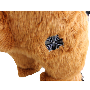 Image 5 - New Arrival 2M 2.6M 3M Inflatable Bear Costume For Advertising Customize Bear Inflatable Mascot Halloween Costume For Adult