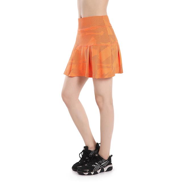 EAST HONG Women's Golf Tennis Short Skirts Badminton Running Sports Skirts