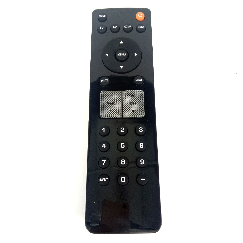 (10pcs/lot) NEW Replacement RC-VR2 for Vizio TV/AV Remote Control for FHDTV10A V0320E VO32OE VP322HDTV20A Fernbedienung цена