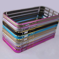 2016 New Bumper on For iPhone 5s case Luxury Aluminum Bumper to 5s case for iphone 5s phone Cases