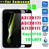3D Tempered Glass For Samsung Galaxy A5 A3 A7 2017 Screen Protector For Galaxy A3 HD