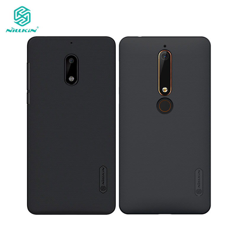 sFor Nokia 6.1 Case Nillkin Frosted Shield Hard Back Cover Case For Nokia 6 2018 Nokia6 2017 Gift Phone HoldersFor Nokia 6.1 Case Nillkin Frosted Shield Hard Back Cover Case For Nokia 6 2018 Nokia6 2017 Gift Phone Holder
