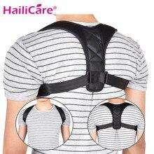 Upper Back Brace Support Belt Adjustable Back Posture Corrector Body Clavicle Spine Back Shoulder Lumbar Posture Correction(China)