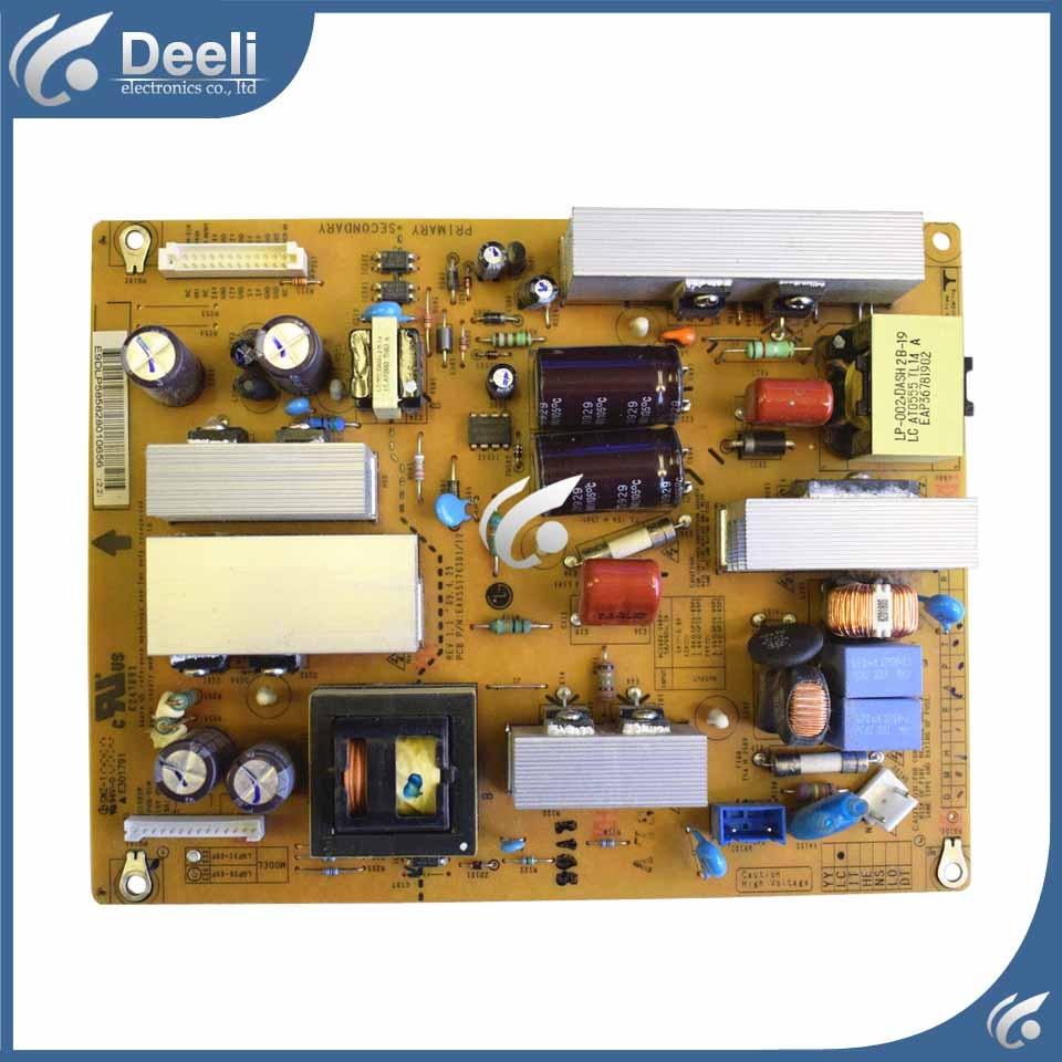 цена на 95% New Power Supply board LGP32-09P LGP26-09P EAX55176301 used board