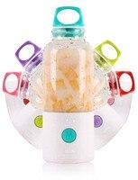 Mini Juice Bottle USB Travel Portable Water Bottle 700ml Electric Fruit Handheld Blender Rechargeable Drinkware