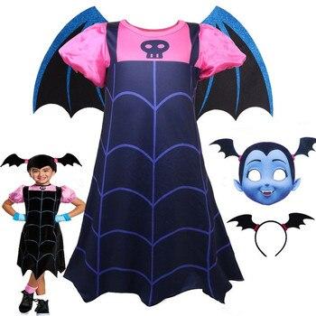 a30700a050 Nuevos Vestidos de princesa de Navidad para niñas vestido de vampiro joj  swia disfraz de princesa para niños ropa para niños Vestidos de Cosplay de  ...