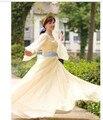 Princess Anastasia Yellow Dress Anastasia Costume cosplay party dress for women