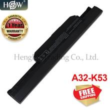 5200 мАч аккумулятор для ASUS K53 K53E X54C X53S X53 K53S X53E A32-k53 A42-k53 K43jc K43jm K43js K43jy K43s K43sc