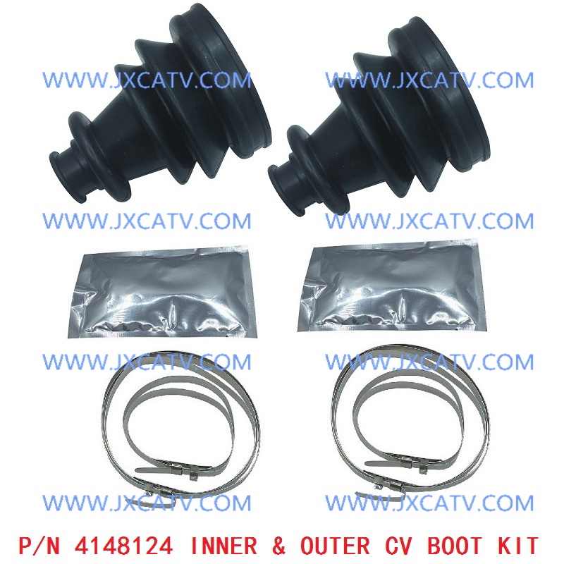 Pair of Front Left /& Right CV Axles Replacement for Polaris # 1332690