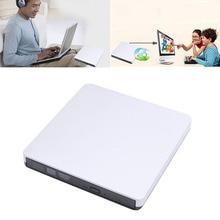 Ultra Slim 3.0 USB CD/DVD-RW Burner Writer External Hard Drive For PC Laptop #K400Y# DropShip