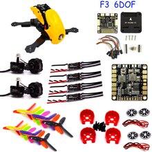 Frame F3 Flight Controller Board 6DOF Standard RS2205 Motor littlebee 20A Pro ESC Robocat 4-Axis Carbon Fiber Quadcopter
