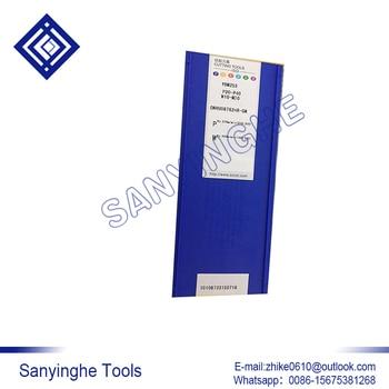 free shipping high quality sanyinghe 10pcs/lots YBM253 ONHU08T624R-GM cnc carbide turning  inserts